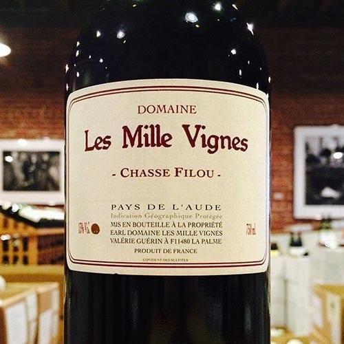 Domaine Les Milles Vignes  Chasse-Filou