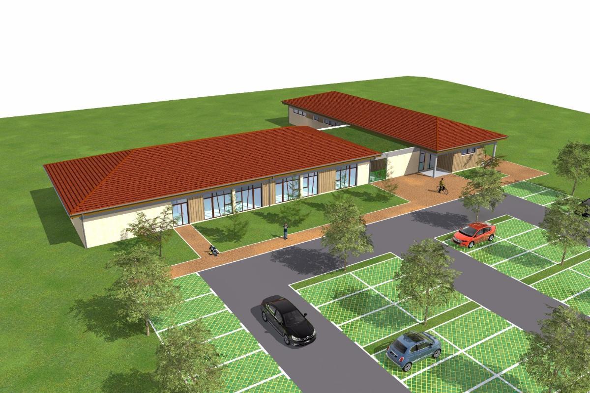Ecole élémentaire Chalain d'Uzore - Etudes en cours - 1 200 000 € HT