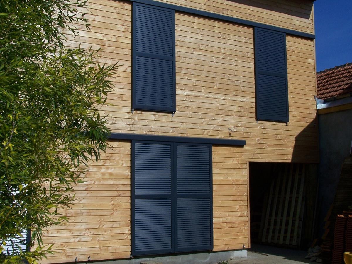 Renovation Volets Bois Paris volets, persiennes, portes de garage, fabricant