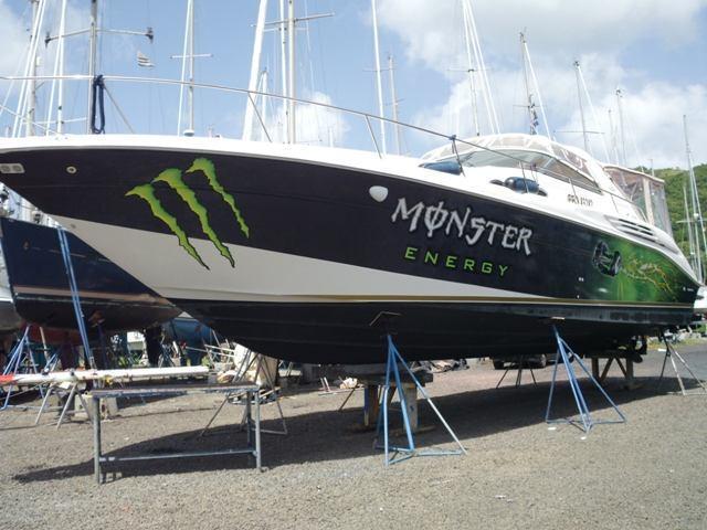 marquage de bateaux, jet ski,...