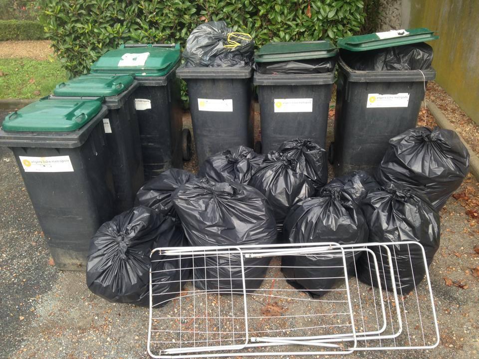 Intervention Enlevement de déchets Mise en Sac à Angers