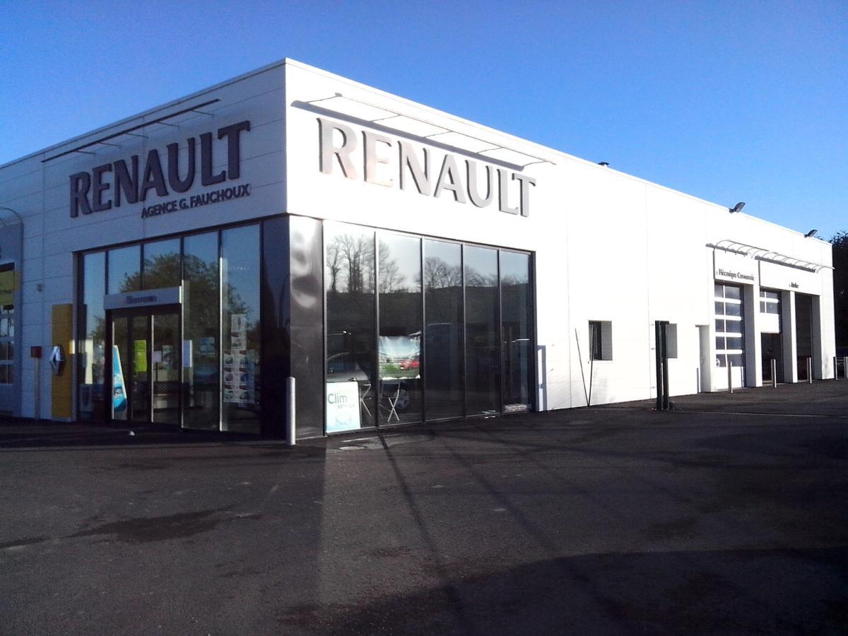 Garage Fauchoux, toutes réparations, Montauban-de-Bretagne