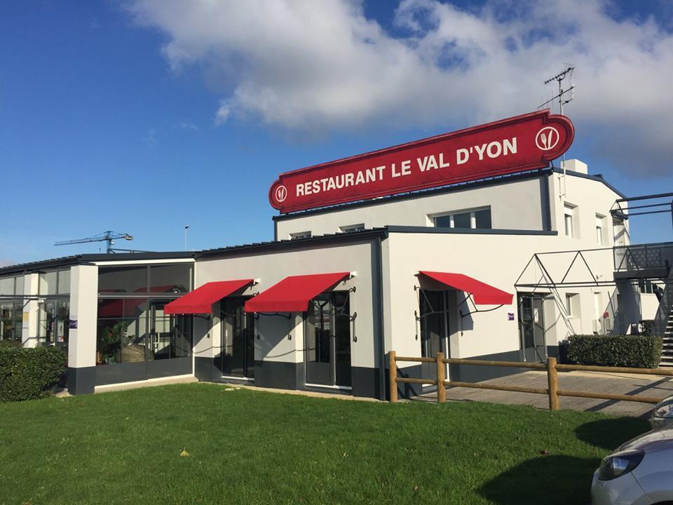 restaurant Le Val d'Yon