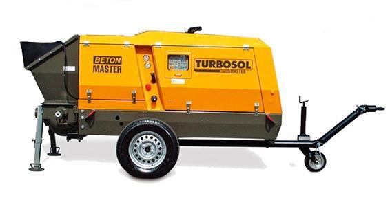 Manutention Toulousaine - Pompe à béton Turbosol  à Toulouse