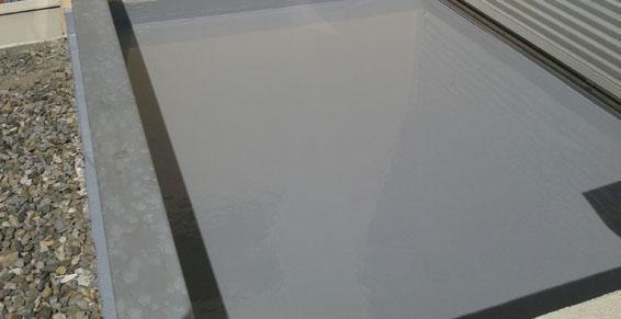 Étanchéité de surface en résine polyuréthanne