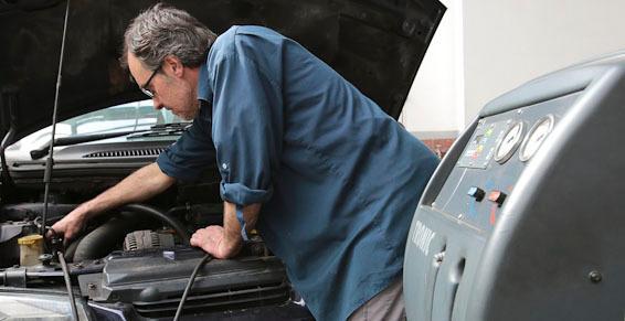 Réparation de climatisation au Garage Bombardieri à Bagnolet
