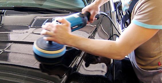 Carrosserie et peinture automobile