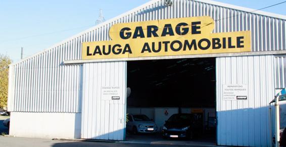 LAUGA AUTOMOBILES à Bayonne - Garages automobiles