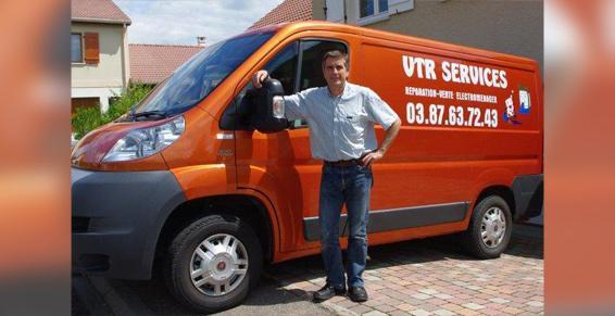 VTR Services à Metz