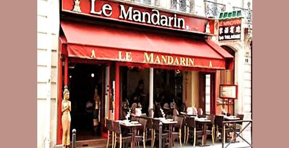 Le Mandarin à Saint Germain Paris - Restaurants