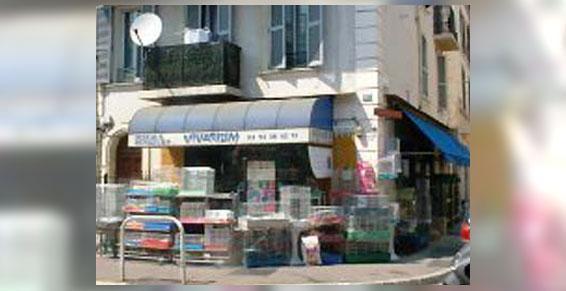 Aquariums et viviers à Cannes