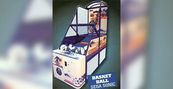 Jeux pour cafés, casinos - Basket ball