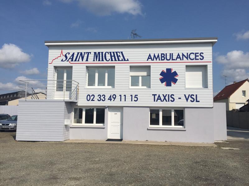 Ambulance Les Saint Michel à Saint-Hilaire-du-Harcouët