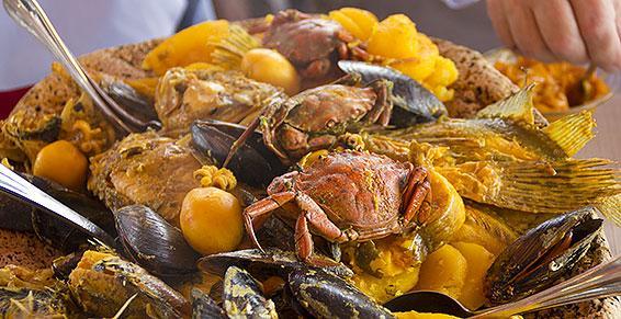 Restaurant poissons PACA