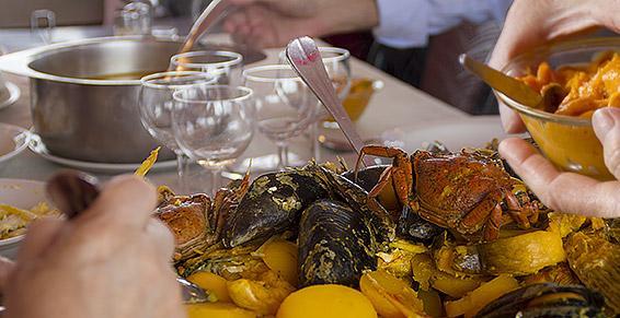 Restaurant fruits de mer 83