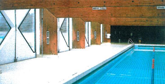 Centre nautique de Graulhet - État avant travaux