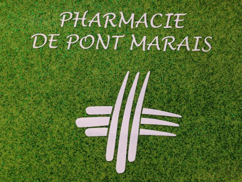 Pharmacie de Pont Marais Mouchel - Genoux-Lubain