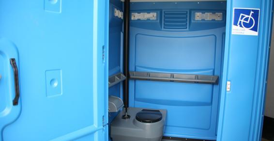 Location de toilettes pour personnes à mobilité réduite - Coved