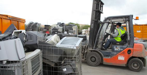 Tri d'équipements électroménagers - Coved à La Chapelle Saint-Luc