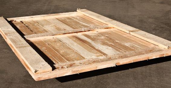 Nous vous proposons des plateaux à plancher jointif