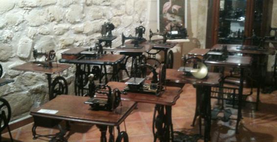 Spécialiste de la machine à coudre depuis 1860