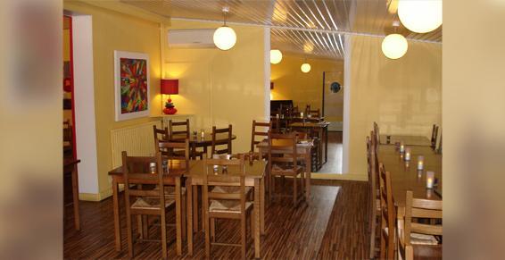 Accueil de groupes, Restaurant L'Amaryllis