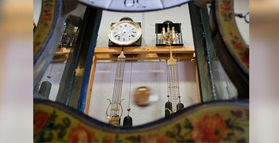 horloges au réglages