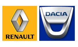 logo Renault Dacia
