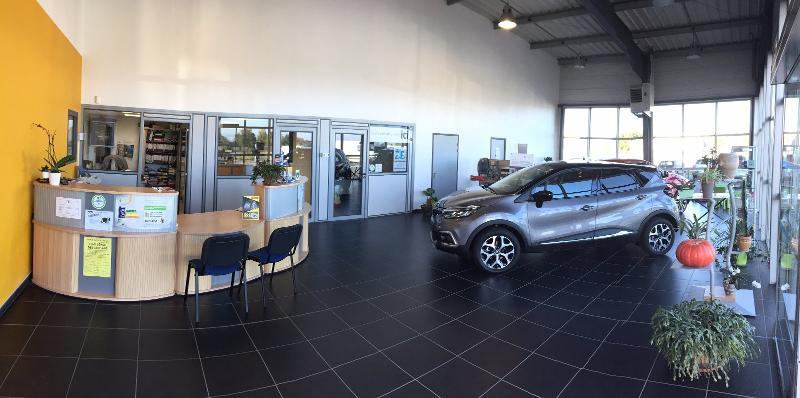 accueil Renault Dacia Blondeau Cyrille