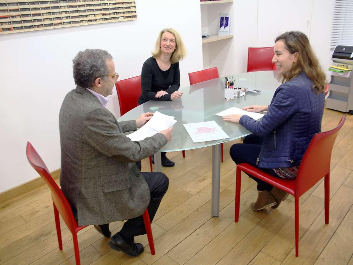 Notaires associés : Goujon - Chevalier - Chalvet - Castillon