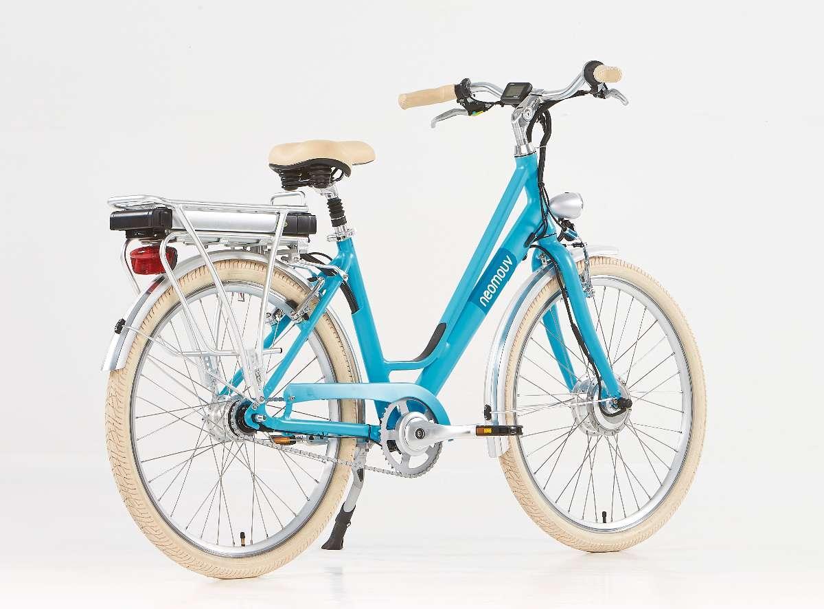 artemis bleu- Air Bike Chalon