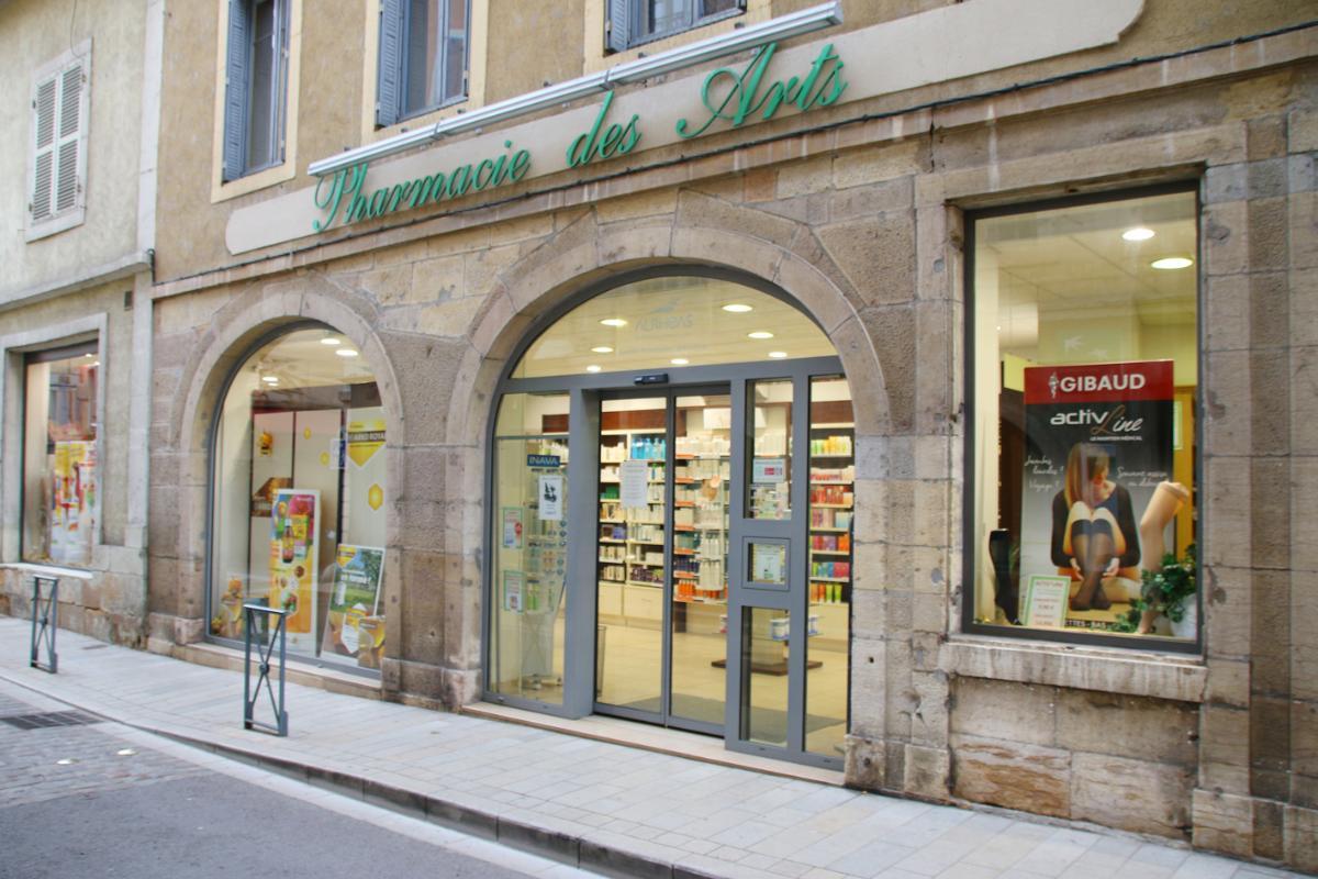 Pharmacie des Arts