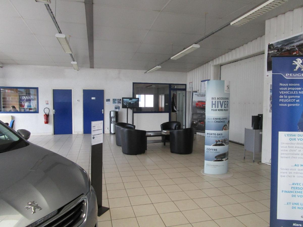 Show room pace