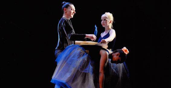 Formation à la scène. Sophie Willaume Caen