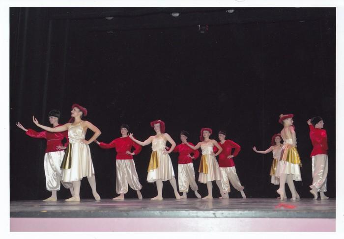 Ballet russe Danse Sophie Willaume Caen