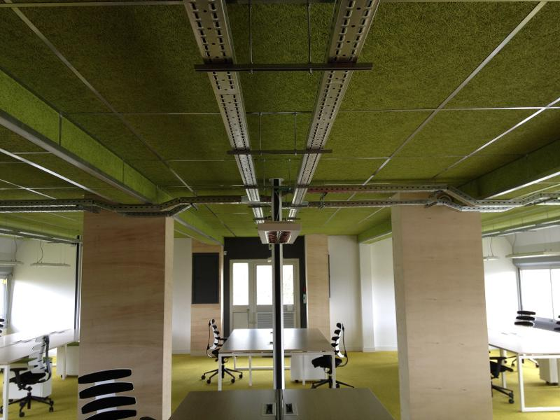 Travaux neufs cablages électriques sur Rennes (35)