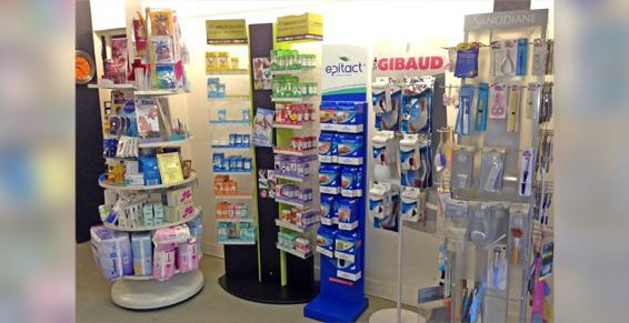 Pharmacie à Château Chinon