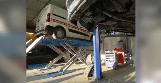Compiègne - Garage auto