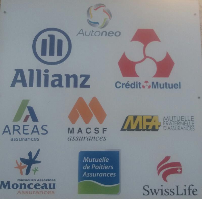 Assurances partenaires Autoneo