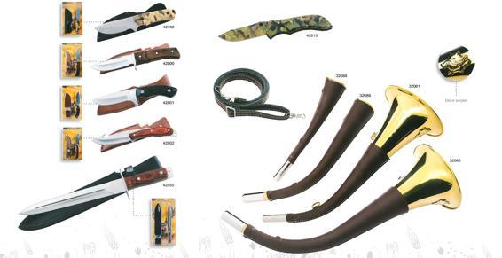 Armes et Loisirs - Couteaux, dagues et cornes