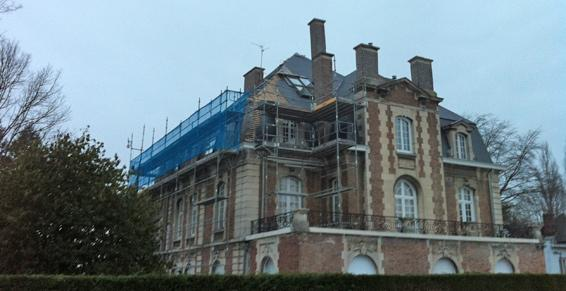 Rénovation de couvertures à Lille