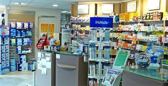 Pharmacie Linné - Espace de confidentialité