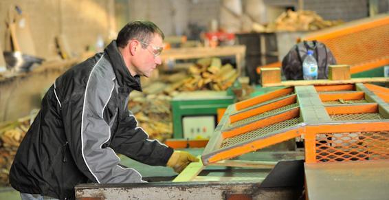 Fibem, spécialiste de la fabrication de palettes à Tourcoing