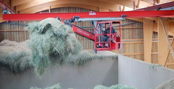 Manhaval Fabre à Rodez - Matériel agricole