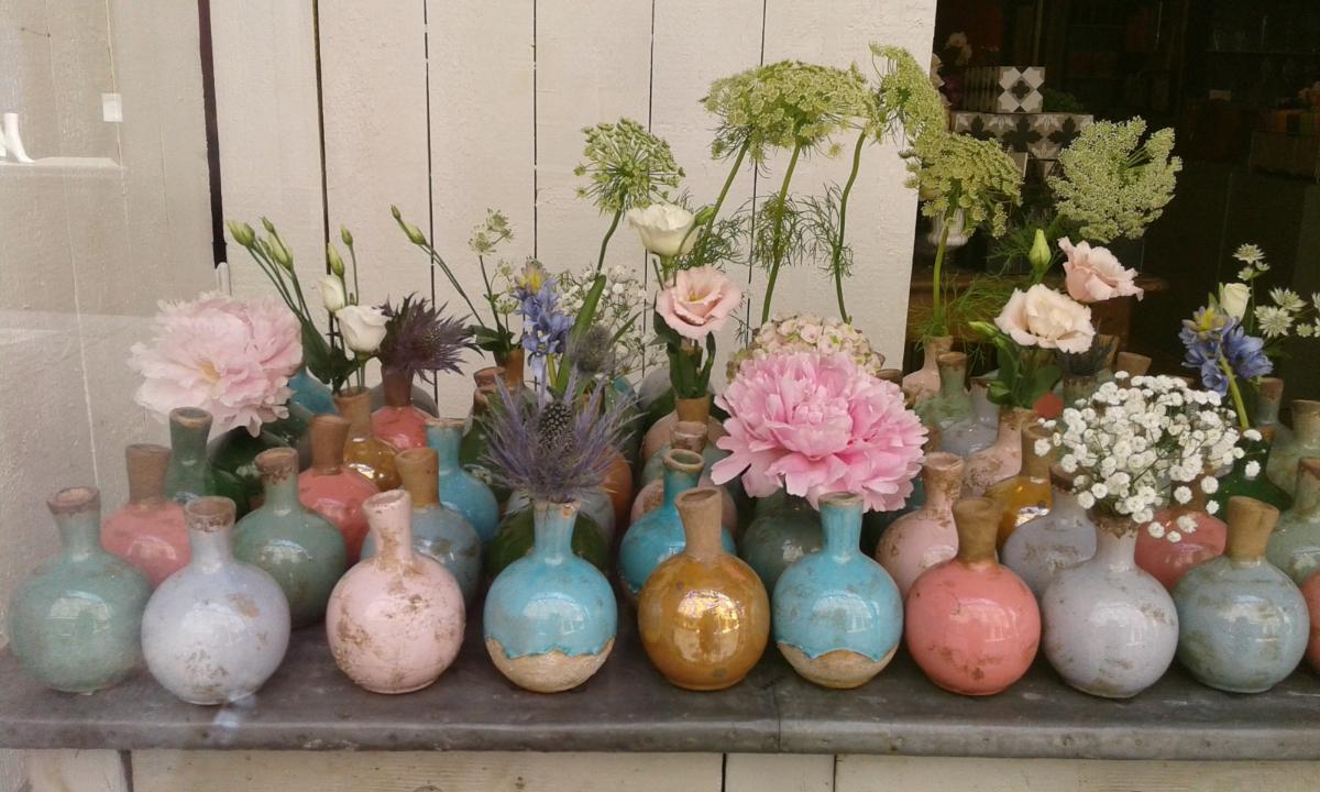 Vases soliflor