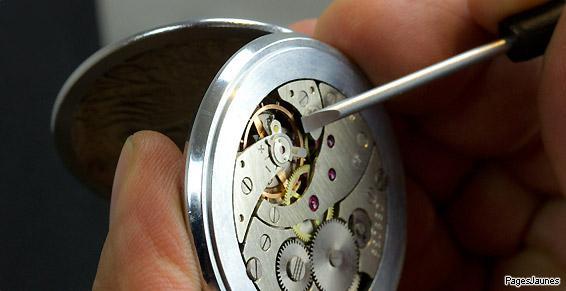 Bijoux et montres, à Montélimar