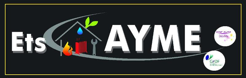 Ets Ayme - Plombier-chauffagiste à Montélimar