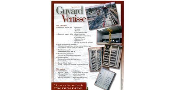 Electricité Générale Guyard Venisse - Électricité industrielles