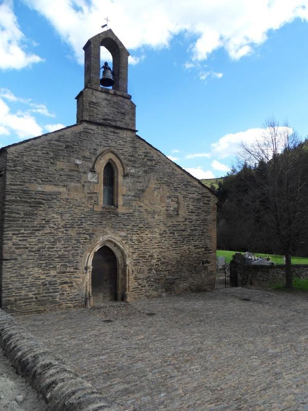 Rénovation Chapelle St Jean Bleymard