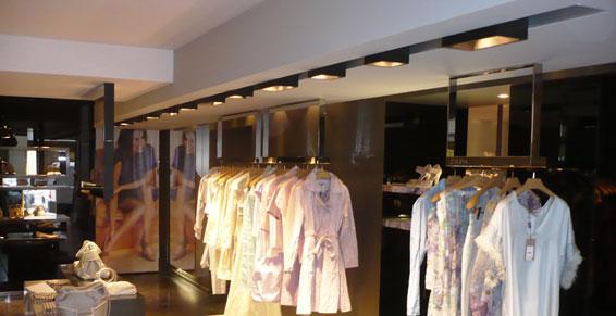 Agencement de magasins de vêtements Longeville lès Metz